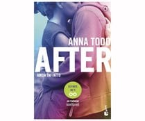 After. Amor infinito, ANNA TODD. Género: narrativa. Editorial: Planeta.