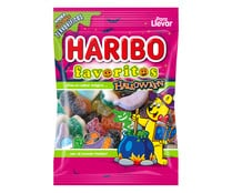 Gominolas blandas Halloween HARIBO fAVORITOS 90 g.