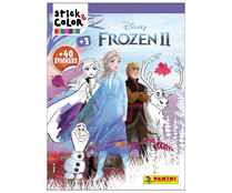 Frozen 2 Stick & Color, DISNEY. Género: Infantil. Panini.