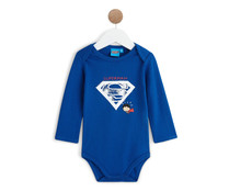 Body para bebé SUPERMAN, talla 56.