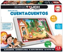 Juegos educativos Educa Touch junior EDUCA.