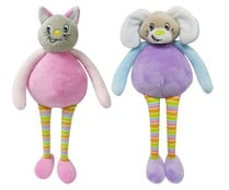 Peluche de piernas largas, ONE TWO FUN ALCAMPO.
