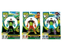 Figura de acción transformable en alien, 12 cm , BEN 10 ALIEN FORCE.