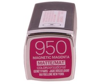 Pintalabios nº950 MAYBELLINE COLOR SENSATIONAL THE CREAMY MATTES